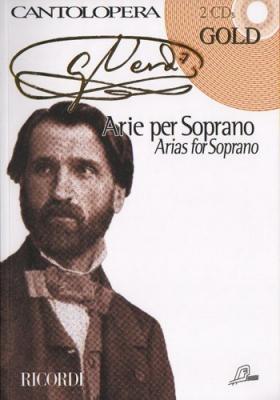 Verdi Giuseppe : Verdi Gold - Arie per Soprano
