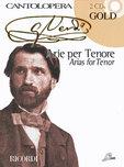 Verdi Giuseppe : Cantolopera Gold - Arie per Tenore