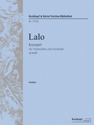 Violoncello Concerto In D Minor