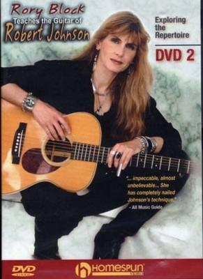 Block Rory : Dvd Block Rory Guitar Of Robert Johnson Vol.2
