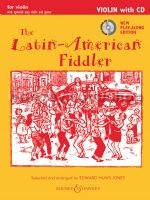 Latin-American Fiddler Repackage (Violin Part/Cd)