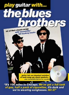Blues Brothers The : Blues Brothers Play Guitar With Cd