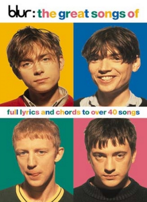 Blur : Blur The Great Songs Of Pvg