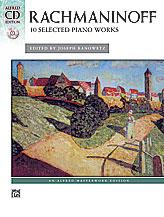 Rachmaninov Sergei : 10 Selected Piano Works