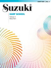 Waddington Mary Kay : Suzuki Harp School Harp Part, Volume 4