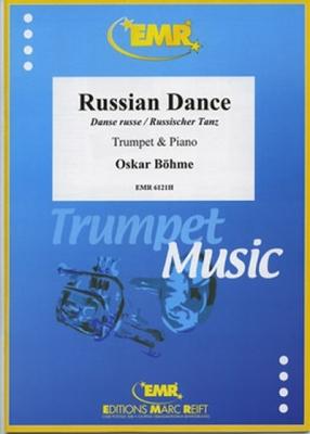 Boehme Oskar : Danse russe
