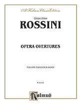 Rossini Gioacchino : Opera Overtures