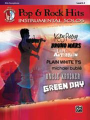Pop and Rock Hits Instrumental Solos