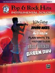 Pop and Rock Hits Instrumental Solos for Strings