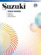 Violin School Violin Part, Vol.5 - Revised