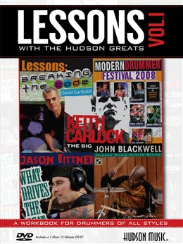 Lessons With The Hudson Greats - Vol.1