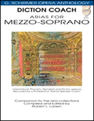 Diction Coach - G. Schirmer Opera Anthology (Arias For Mezzo-Soprano)