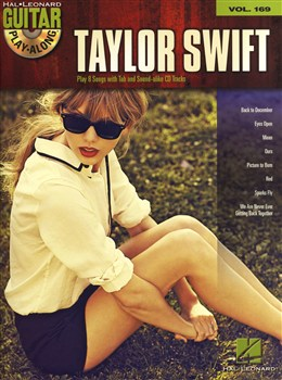 Swift Taylor : Guitar Play-Along Volume 169: Taylor Swift