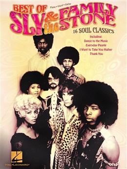 Best Of Sly and The Family Stone: 16 Soul Classics
