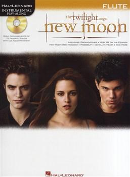 Hal Leonard Instrumental Play-Along: Twilight - New Moon (Flute)