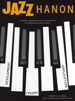 Jazz Hanon - Revised Edition