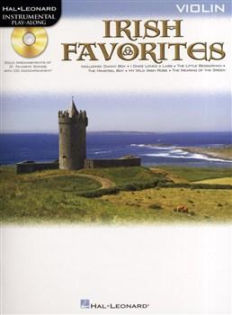 Instrumental Playalong: Irish Favourites - Violin
