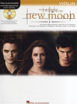 Hal Leonard Instrumental Play Along : Twilight - New Moon