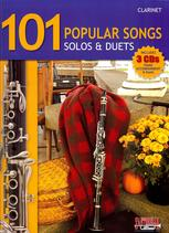 101 Popular Songs * Solos and Duets For Clarinet