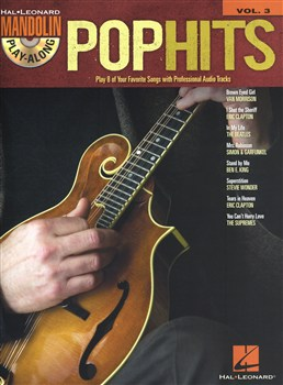 Mandolin Play-Along Vol.3: Pop Hits