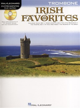 Instrumental Play Along : Irish Favourites