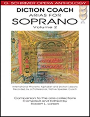 Diction Coach - G. Schirmer Opera Anthology (Arias For Soprano Vol.2)