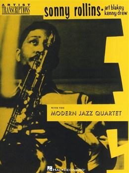 Art Blakey And Kenny Drew With The Modern Jazz Quartet