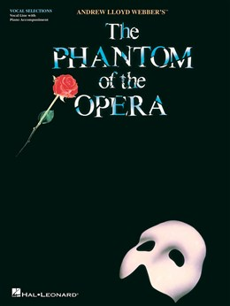 The Phantom Of The Opera - Vocal Selections