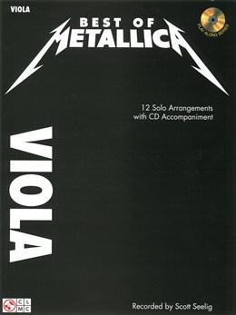 Metallica : Metallica: Best Of - Viola