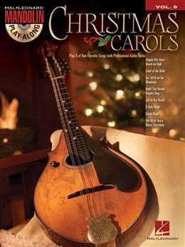 Mandolin Play Along Vol.9 : Christmas Carols