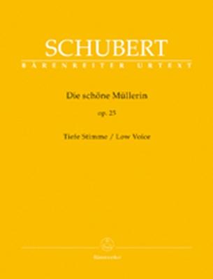 Die Schöne Müllerin Op. 25 D 795 (La belle meunière)