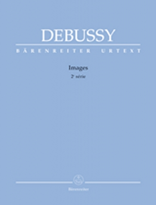 Debussy Claude : Images 2nd series