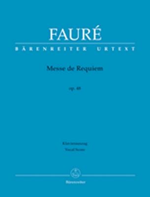 Fauré Gabriel : Requiem op. 48