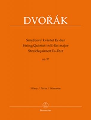 Dvorak Antonin : String Quintet E-flat major op. 97