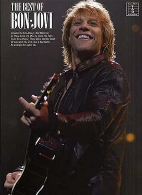 Bon Jovi : Bon Jovi Best Of Guitar Tab