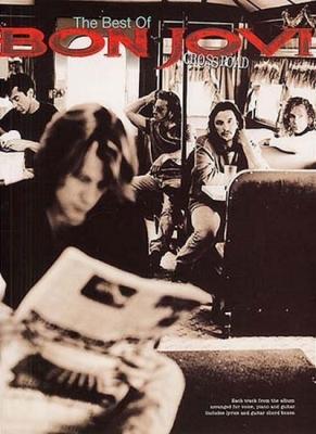 Bon Jovi : Bon Jovi Cross Road Best Of Pvg