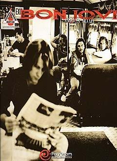 Bon Jovi : Bon Jovi Cross Road Best Tab