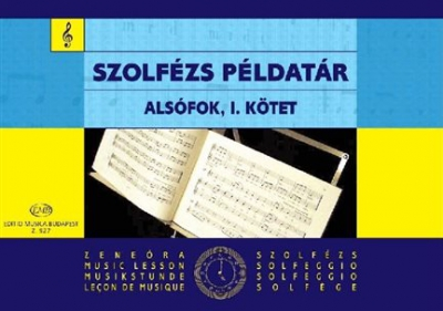 Collection Of Solfeggio Examples Vol.1 Solfège