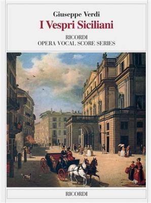 Verdi Giuseppe : VESPRI SICILIANI