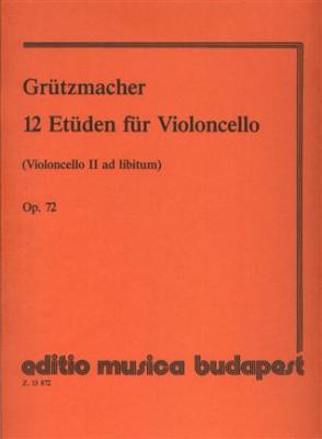 12 Etudes Op. 72