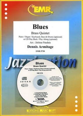 Armitage Dennis : Thinking It Over Blues (4)