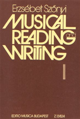 Musical Reading And Writing Vol.1 Music Theory