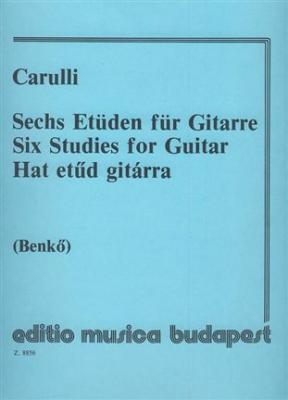 6 Studies