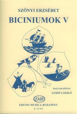 Biciniums Vol.5 Solfège
