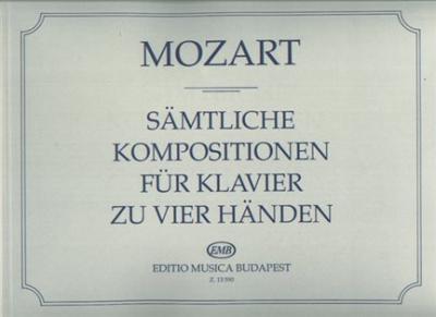 Mozart Wolfgang Amadeus : COMPOSIZIONI (KOVATS)