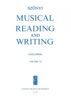 Musical Reading And Writing Vol.6 Solfège