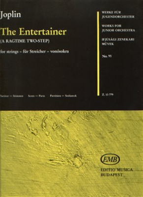 The Entertainer String Orchestra, Score/Parts