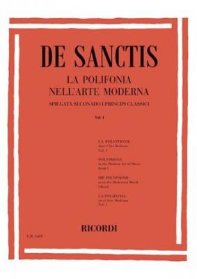 Polifonia Nell'Arte Moderna Vol.1: Trattato D'Armonia