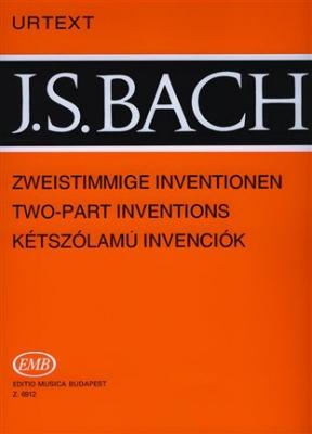 Invenzioni A 2 Voci Bwv 772-786