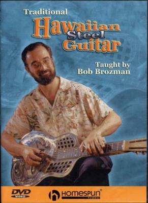 Dvd Brozman Bob Hawaiian Steel Guitar